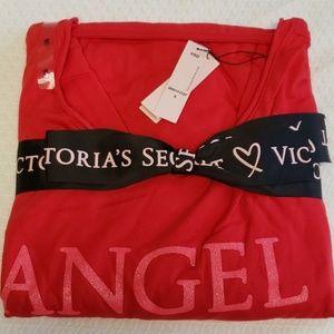 Victoria's Secret V-Back Sleep Tee